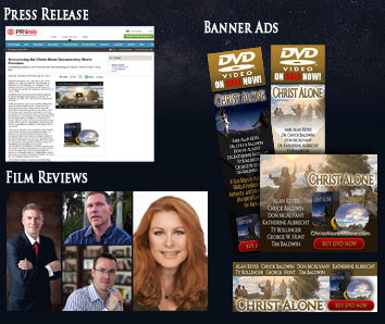 Christ Alone Movie Press Kit